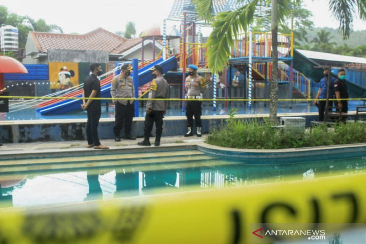 Dua bocah tewas tenggelam di wahana pemandian