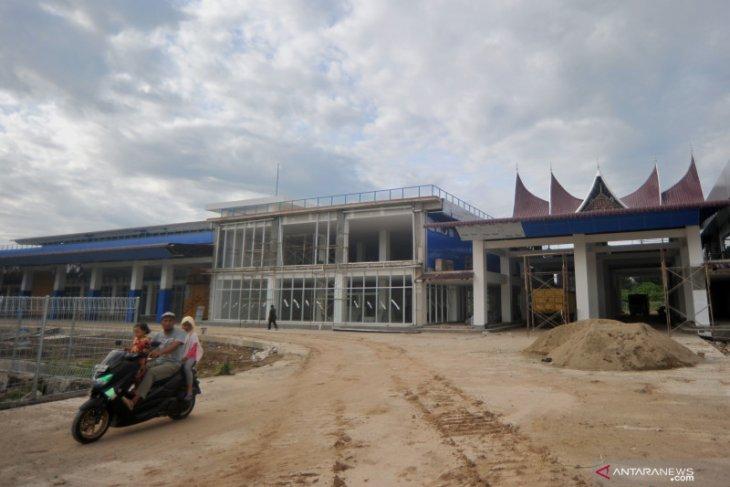 Kembangkan lima terminal antarnegara di Kalbar