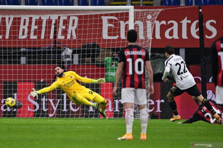 Pirlo menyebut Chiesa sebagai kunci Juventus kalahkan Milan