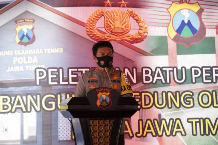 Polda Jatim segera lakukan koordinasi PSBB Jawa-Bali