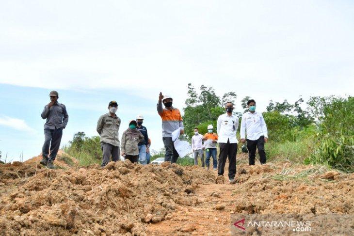 Pastikan kesepakatan, Sekda HSS ingin limbah air tambang tidak cemari Sungai Amandit