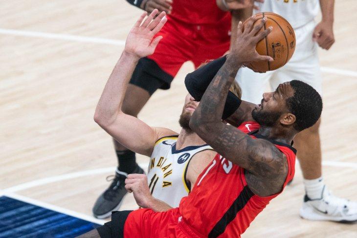 35 poin Malcolm  Brogdon warnai kemenangan Pacers atas Rockets