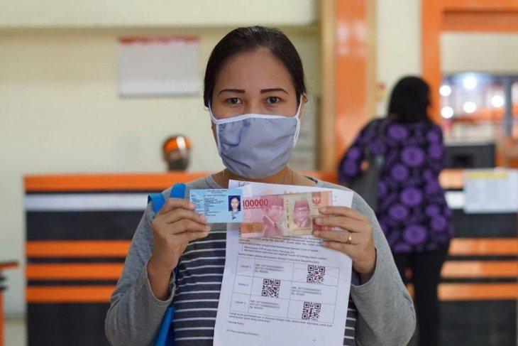 Pemkot Kediri salurkan bantuan sosial tunai untuk 10.785 KPM