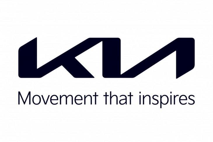 Kia luncurkan logo  baru