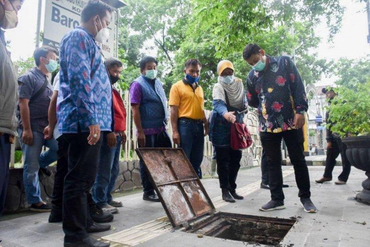Wali Kota Kediri janji benahi drainase untuk cegah banjir
