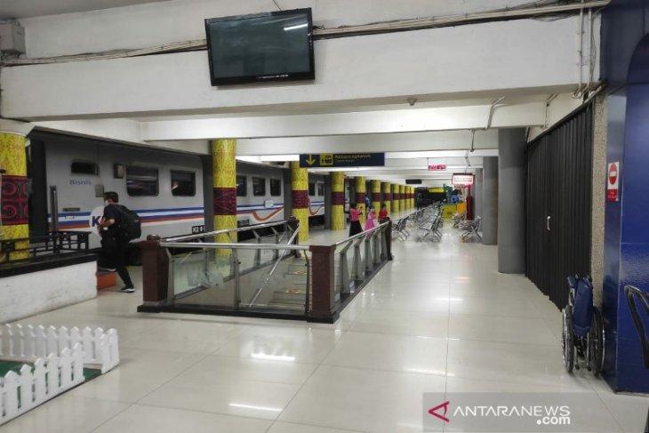 KAI Sumut angkut 117.049 penumpang selama Natal dan tahun baru