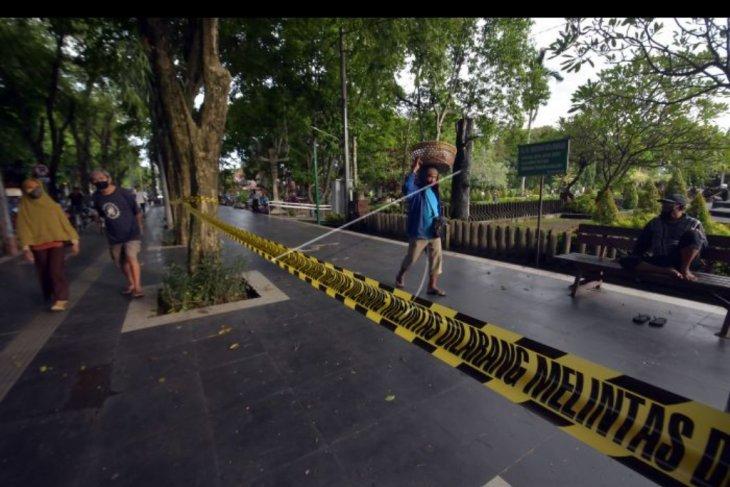 Rencana pengetatan pembatasan pergerakan di Bali