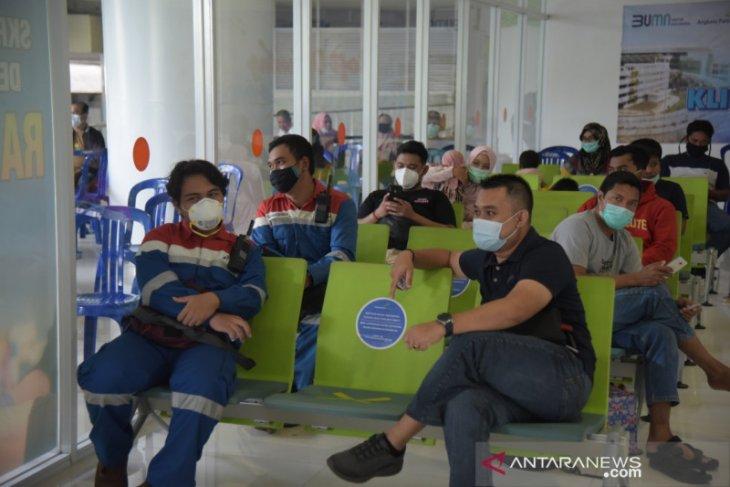 Jelang libur penumpang Bandara Sepinggan capai 12.063 orang