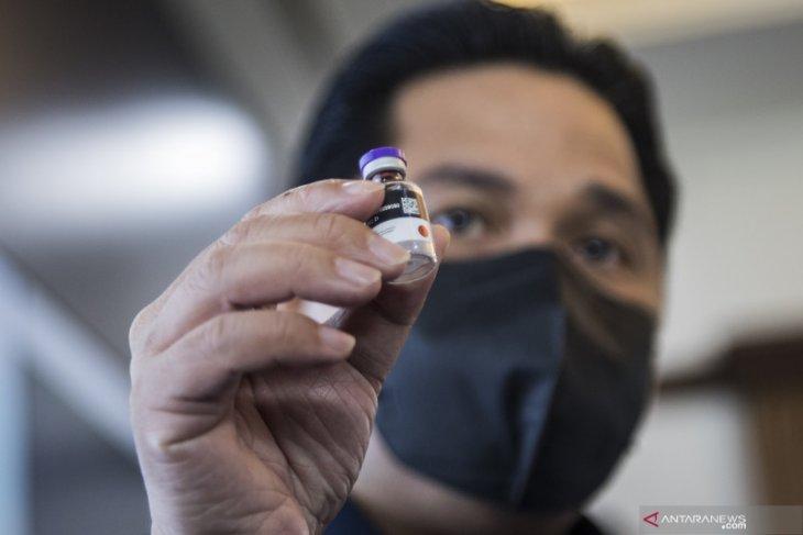 Menteri BUMN-Menkes sambangi KPK bahas pengadaan vaksin COVID-19