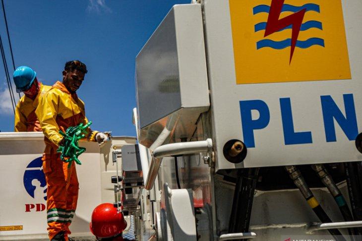 Beban puncak listrik di Paniai capai 838 kilo watt