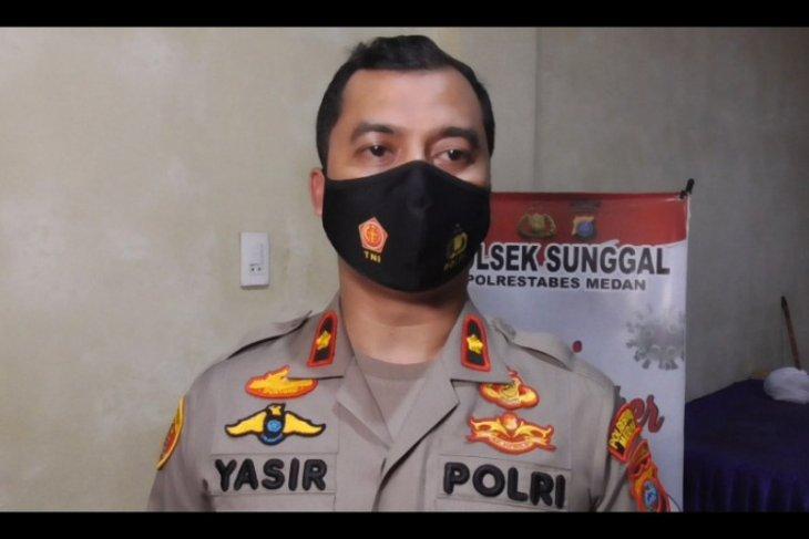 Polisi periksa tiga saksi terkait wanita tewas dengan 11 luka tusukan di Medan