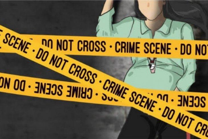 Seorang wanita tewas dengan 11 luka tusuk sedang hamil