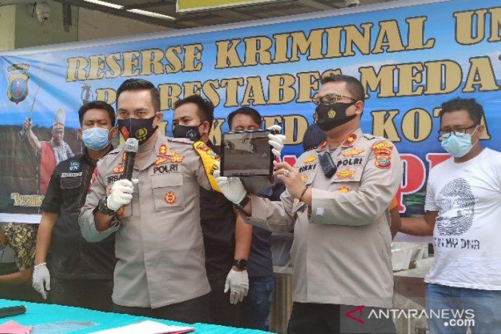 Polisi tembak mati penjambret di Medan Sumut