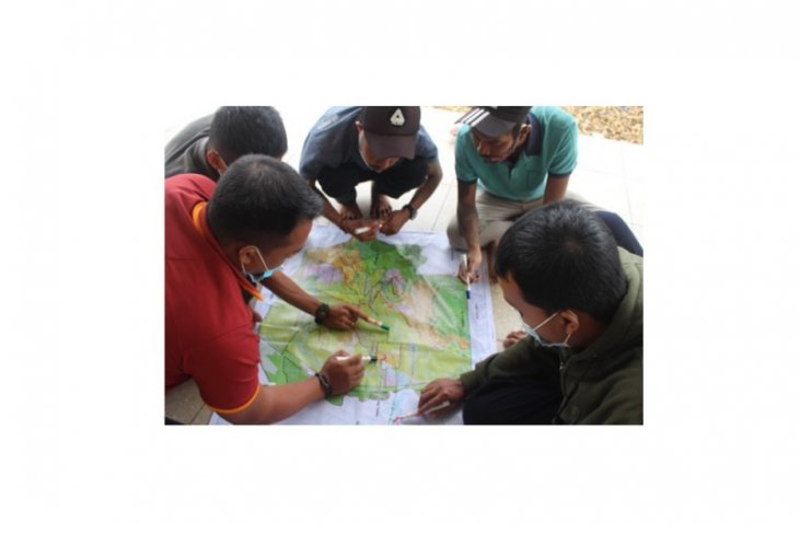 Lima kampung di Berau susun rencana tata guna lahan