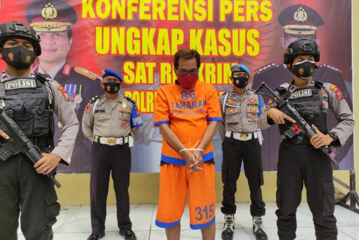 Polres Sidoarjo tangkap pelaku penipuan rekrutmen ASN