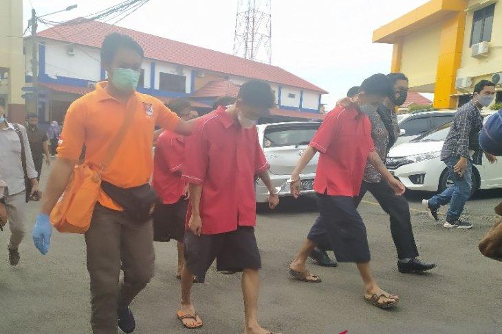 Rekonstruksi pembunuhan TNI AD digelar tertutup di Mapolda Bengkulu