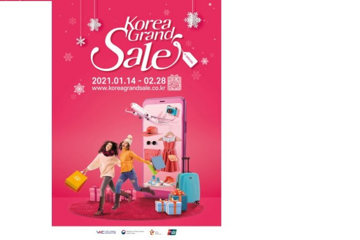 Enjoy the amazing K-contents online... Korea Grand Sale 2021, a culture & tourism festival for foreigners, to be held online