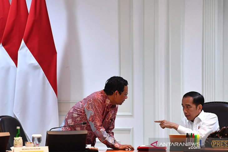 Komnas HAM submits report on FPI members' deaths to Jokowi