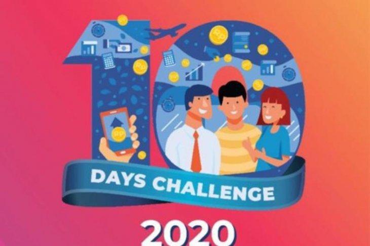 2.254 SID Baru Tercipta di 10 Days Challenge 2020 Periode Keempat
