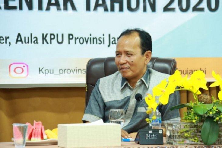 KPU Provinsi Jambi siap hadapi gugatan paslon 01 di MK