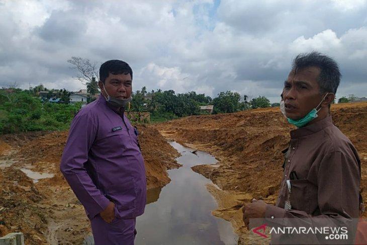 Tutupan lahan di Kota Jambi berkurang berandil sebabkan banjir