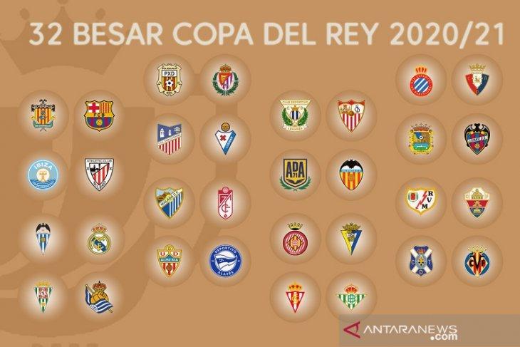 Undian Copa del Rey: Cornella bertemu Barcelona