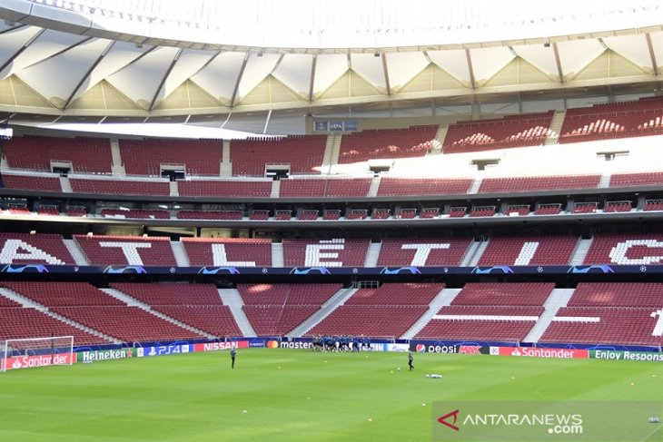 Jadwal Liga Spanyol:  Upaya Atletico jaga kesucian Wanda Metropolitano