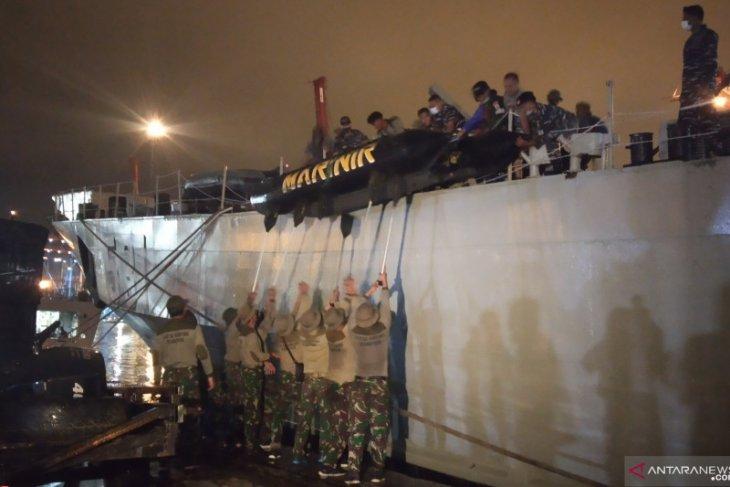 Sriwijaya SJ 182, Pasukan elit TNI bantu cari korban