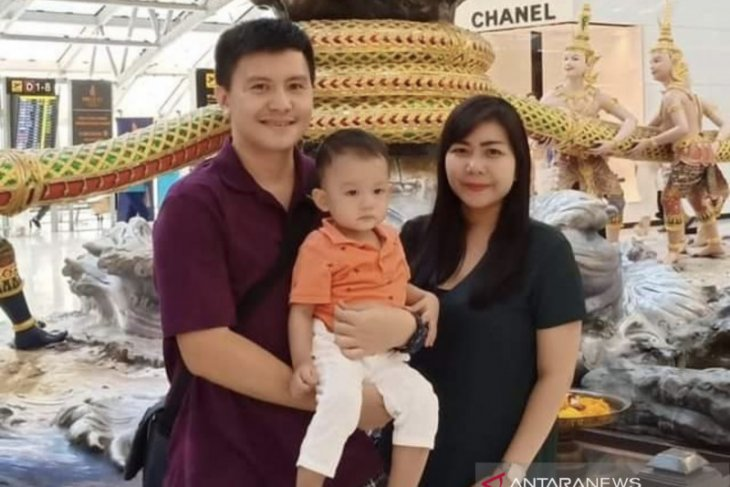 Diego Mamahit, Kopilot Sriwijaya yang hilang kontak
