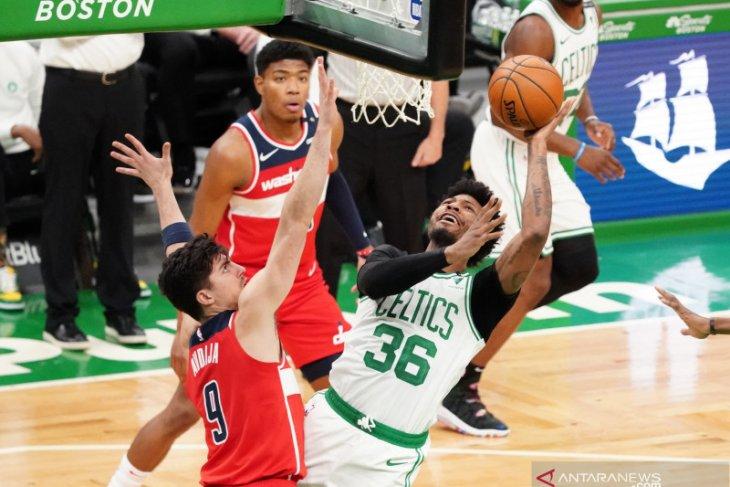 Ancam wasit, Marcus Smart diskors satu pertandingan oleh NBA