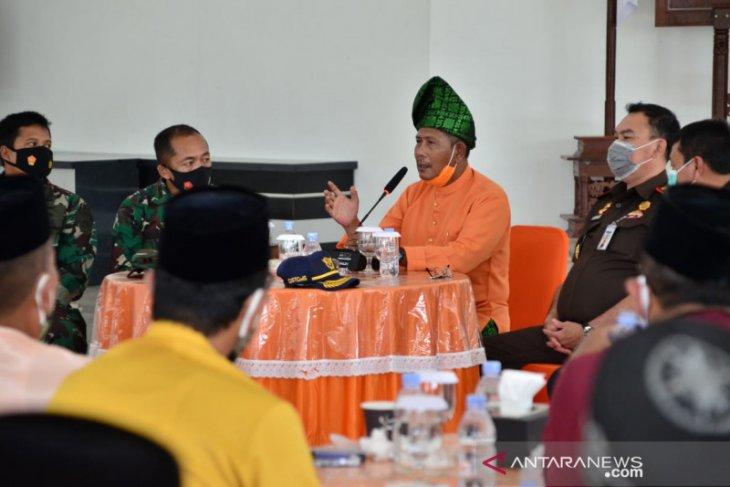 Bupati Citra optimistis pembangunan 2021 tetap berjalan