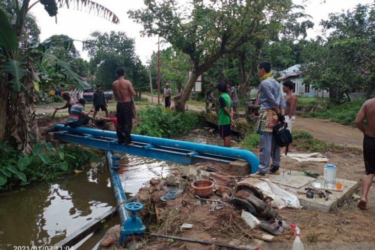Dinas PUPR Kayong Utara pastikan target bupati pasokan air bersih terwujud