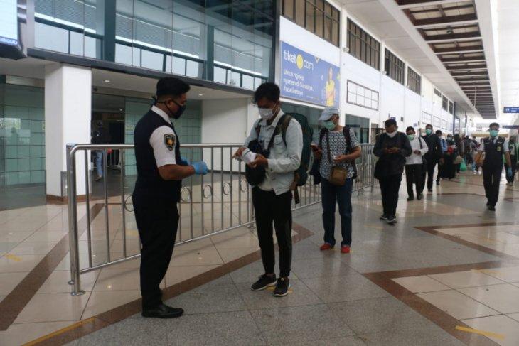 Bandara Juanda targetkan layani 11,8 juta penumpang pada 2021