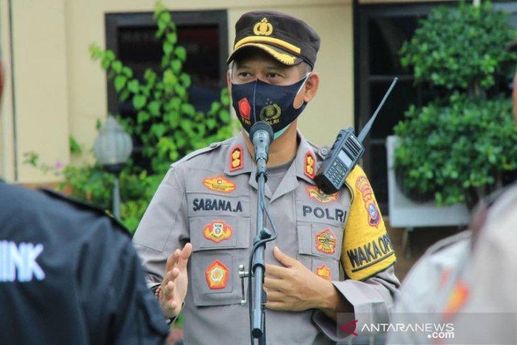 Polresta Banjarmasin hidupkan Kampung Tangguh Banua tekan penyebaran COVID-19