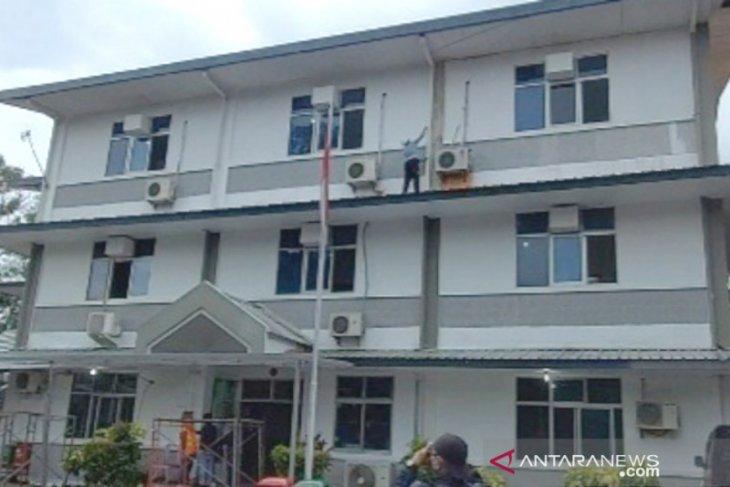 RS Lapangan di Komplek GOR Pajajaran Kota Bogor siap dioperasikan pekan depan