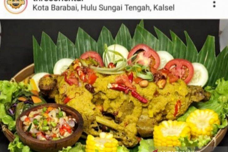 Ayo liburan ke HST dan makannya di Three Oriental ada ratusan menu Nusantara