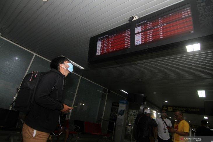 Basarnas sebut temukan puing di lokasi terduga jatuhnya pesawat Sriwijaya Air SJ 182