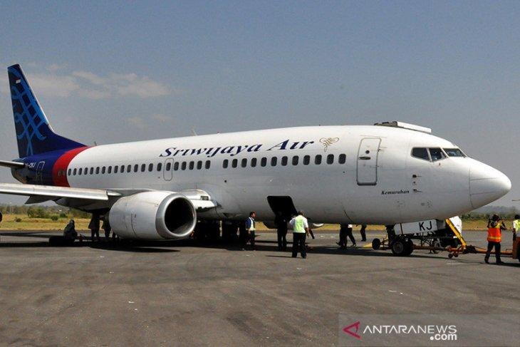 Keluarga penumpang pesawat Sriwijaya yang jatuh datangi Bandara Supadio Pontianak