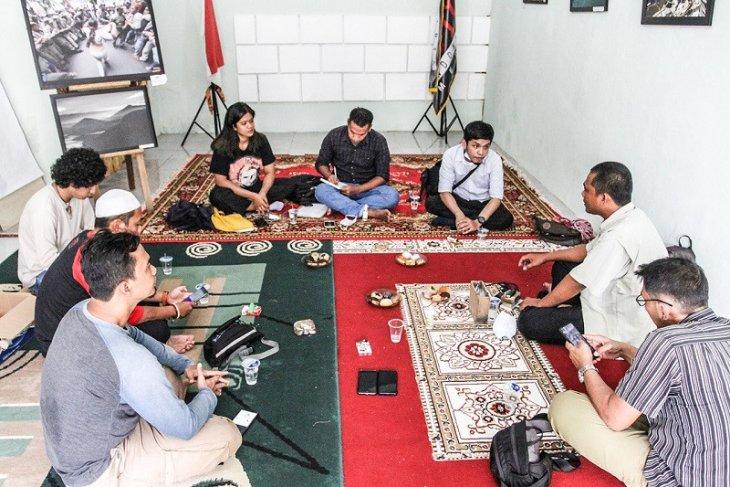 PFI Medan gandeng KontraS inisiasi jurnalis sadar HAM