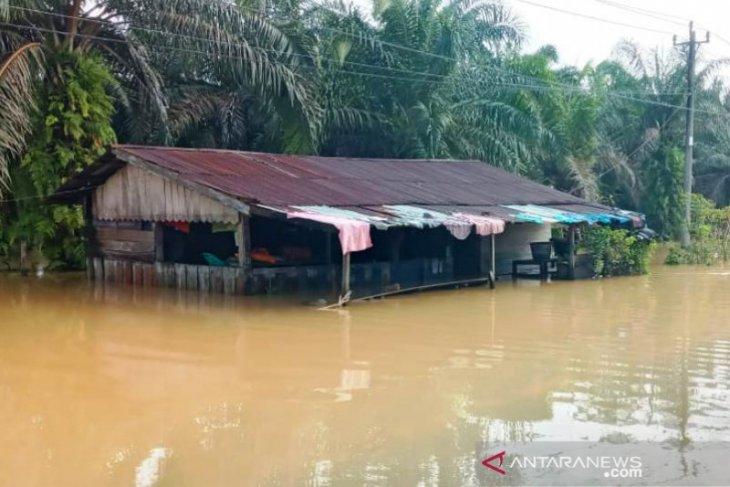 Banjir sebabkan rumah warga rusak di Kota Subulussalam