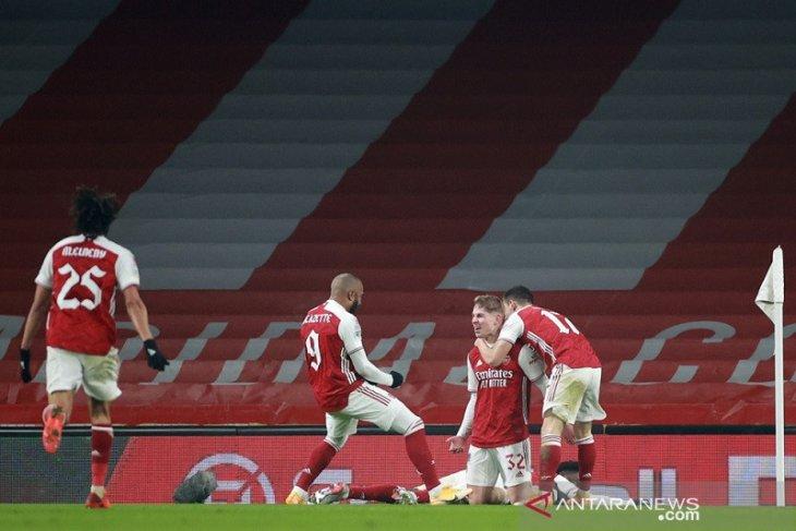 Arsenal susah lewati Newcastle di Piala FA