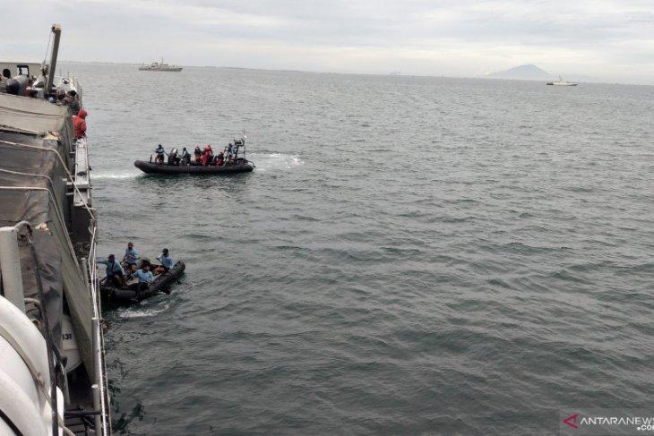 Kopaska bagi empat tim cari pesawat Sriwijaya Air