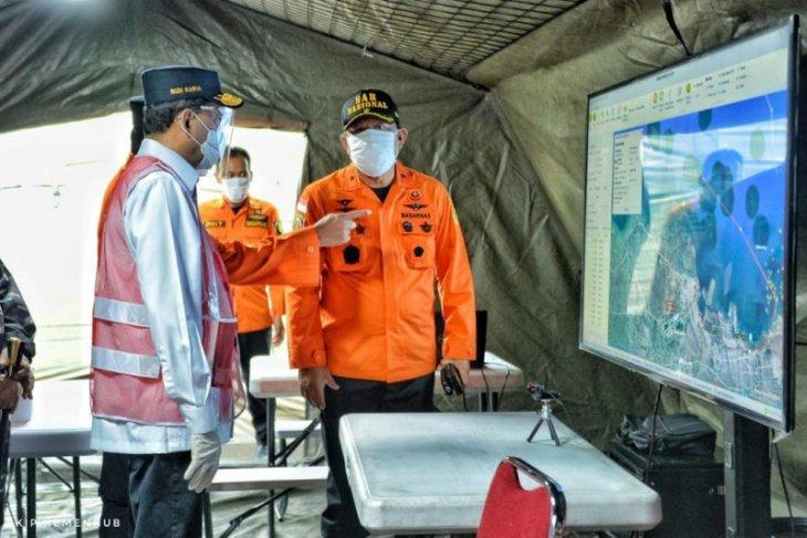 Titik jatuh Sriwijaya SJ 182 ditemukan, tim fokus cari kotak hitam