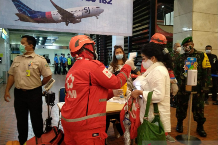 PMI Tangerang siaga, siap bantu evakuasi korban kecelakaan pesawat