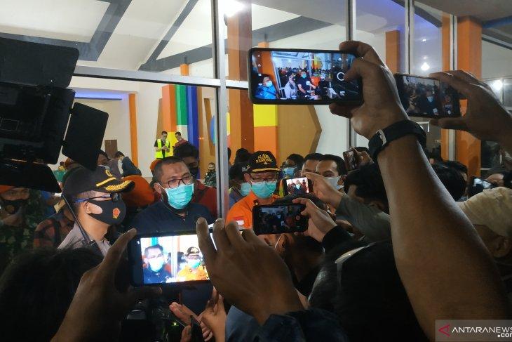 Polres Kubu Raya kerahkan 61 personel jaga kelancaran Bandara Supadio pasca tragedi Sriwijaya jatuh