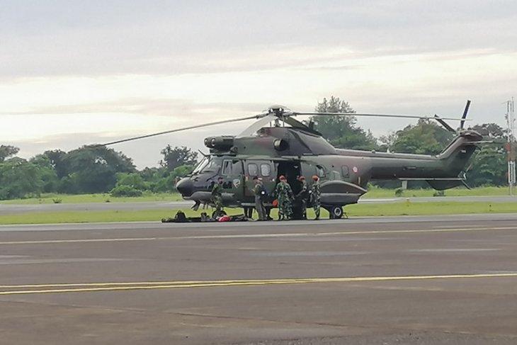 TNI AU kerahkan  empat pesawat bantu pencarian pesawat Sriwijaya Air