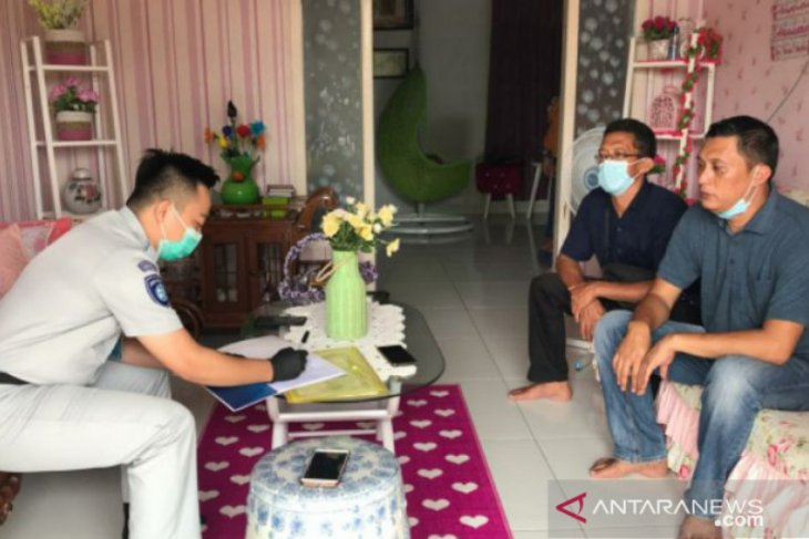 Jasa Raharja Babel gerak cepat lakukan pendataan keluarga penumpang Sriwijaya Air SJ-182