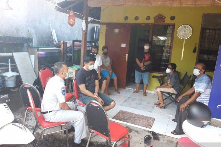 Jasa Raharja Bali inventarisasi kerabat awak Sriwijaya Air SJ-182 di Denpasar