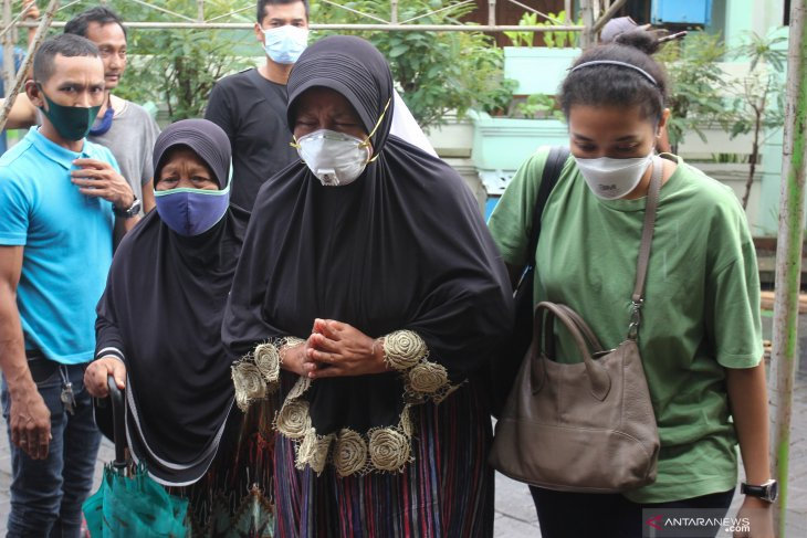 Keluarga penumpang Sriwijaya Air SJ 182
