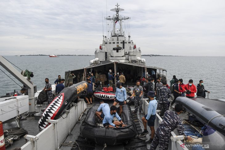 Kemlu Turki sampaikan duka cita atas jatuhnya pesawat Sriwijaya SJ 182